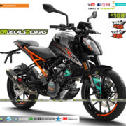 1090 ktm duke 125 250 390 ken block gymkhana livery 2017. Black Bedroom Furniture Sets. Home Design Ideas