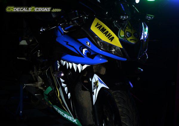 R15 v3 Shark BLUE 2