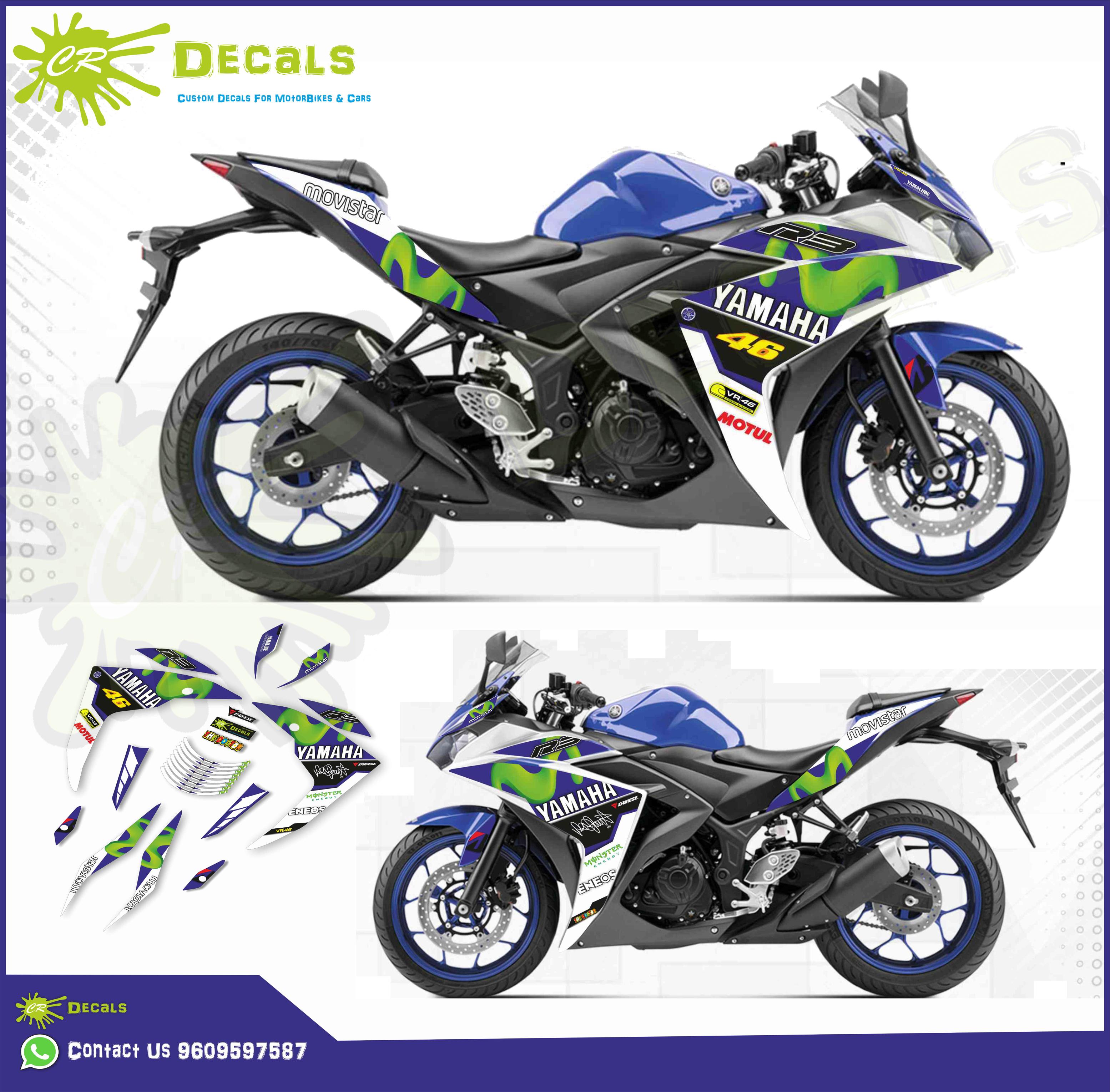 Yamaha R3 Promotional File