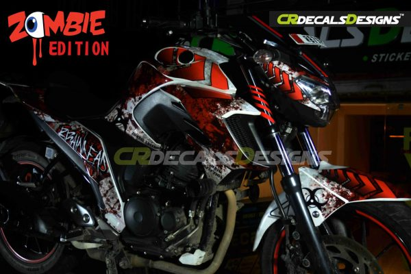 yamaha fz25 zombie edition- kit2