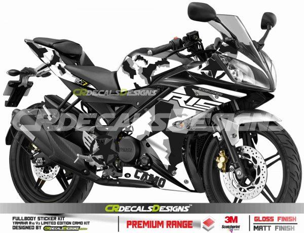 Yamaha R15 V1 Graphics Stickers