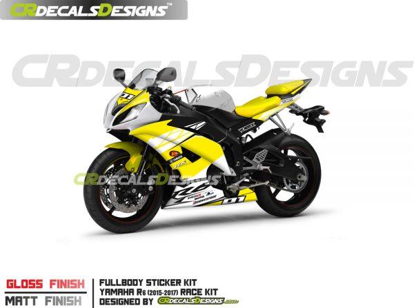Yamaha r6 race edition promotion3
