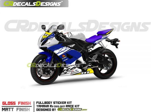 Yamaha r6 race edition promotion4