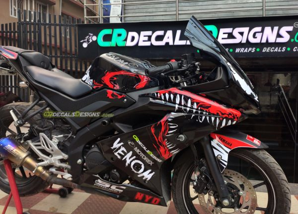 Yamaha R15 v3 Venom