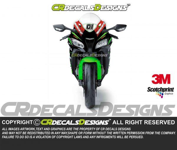 ZX10 R Race edition 3