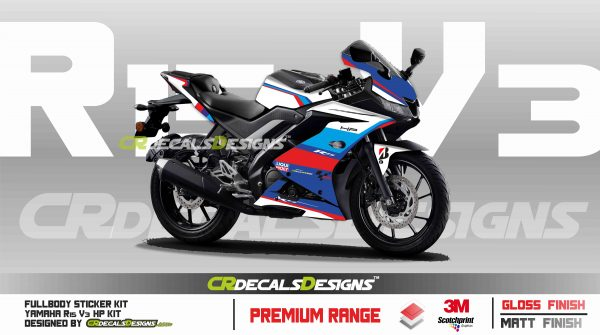 r15 v3 race kit HP EDITION promo